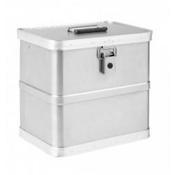 Caisse aluminium 37 litres