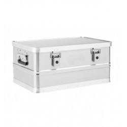 Caisse aluminium 56 litres