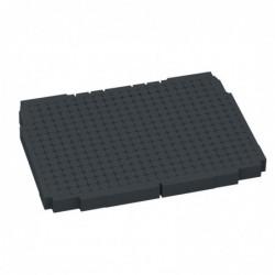 Mousse à carrés, dure, 25 mm