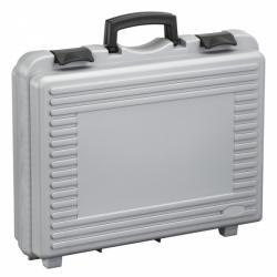 valise de présentation plastique